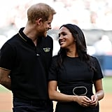 June: They Had a Day Date at the First-Ever Major League Baseball Game in London