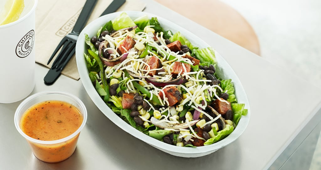 Chipotle: Salad