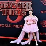 Millie Bobby Brown at Netflix's Stranger Things Season 3 Premiere in 2019