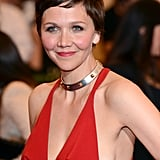 Maggie Gyllenhaal With a Pixie Cut