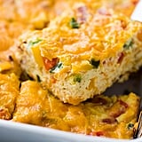 Overnight Breakfast Casserole With Bacon and Sweet Potato