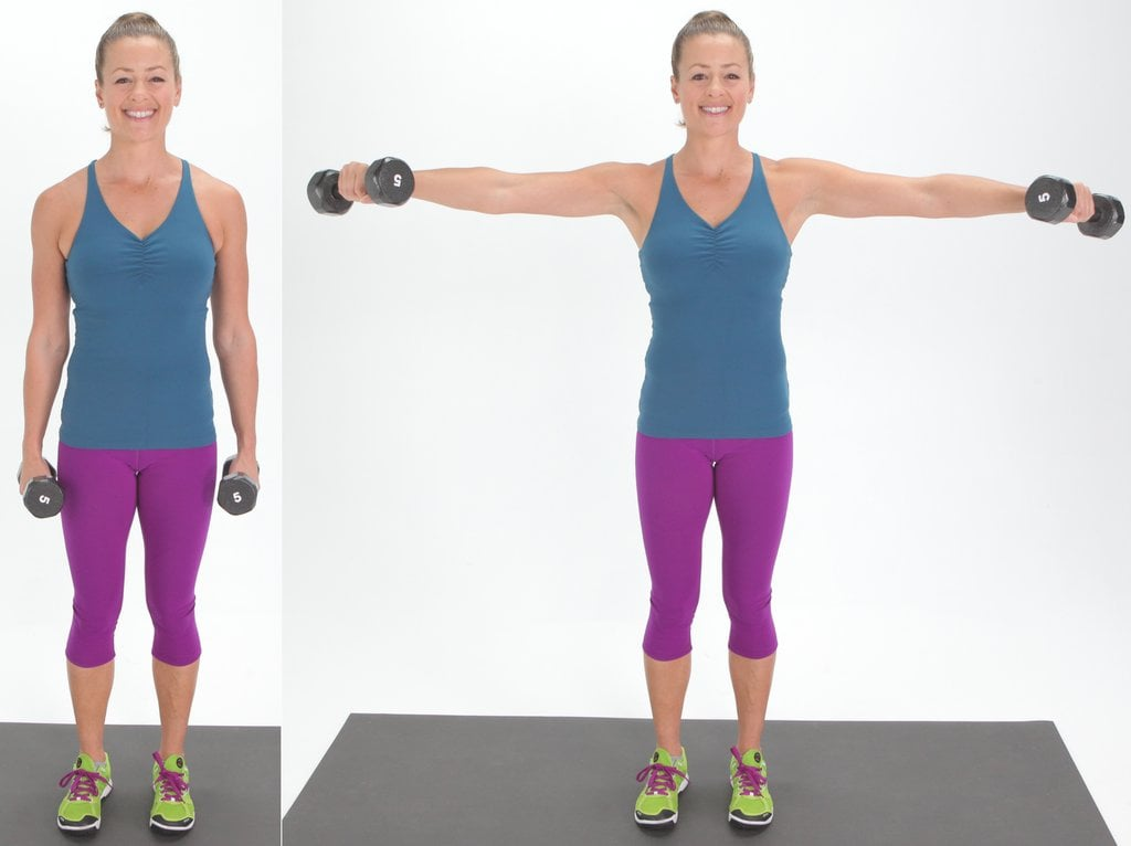 5-Minute Beginner Arm Workout