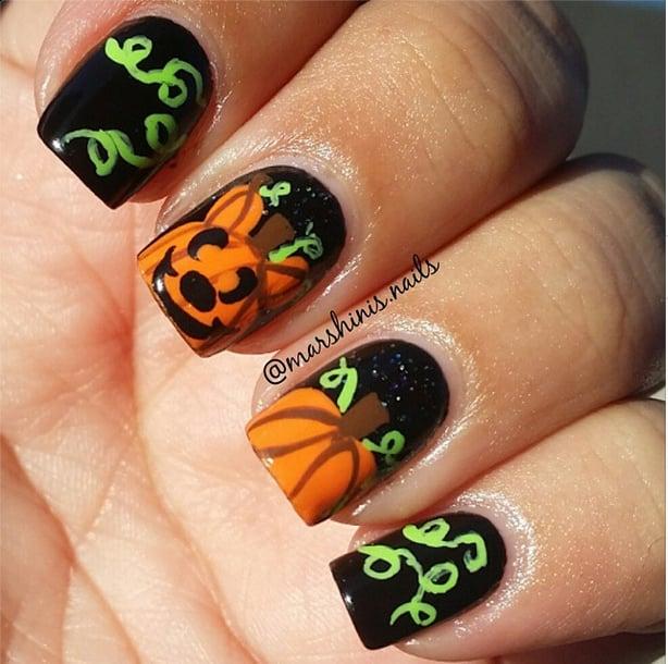 Halloween Nail Art Ideas | POPSUGAR Beauty Australia