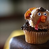 Double Cupcake Turkey Fun