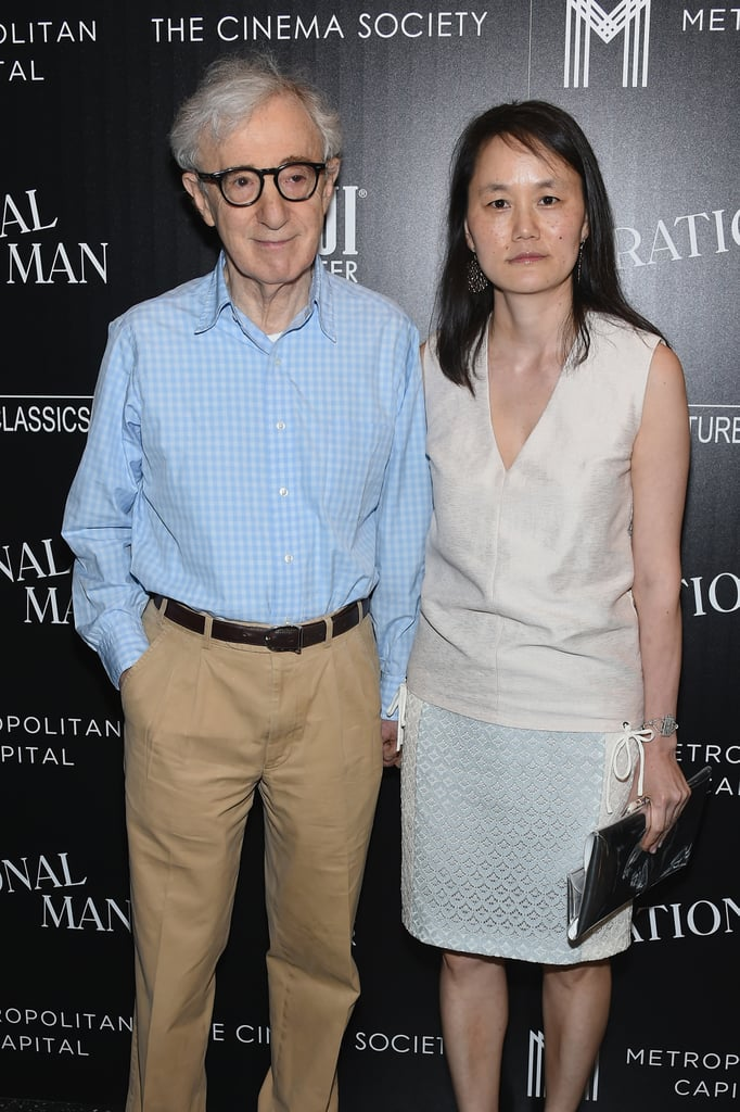 Soon Yi Previn Celebrity Mistresses Who Became Wives