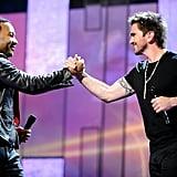 John Legend and Juanes Join Forces
