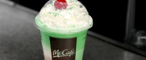 Get Thee to a McDonald's ASAP to Try These Shamrock Drinks
