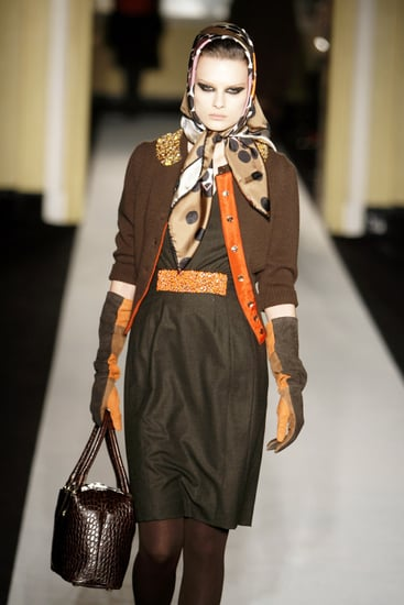 Autumn Winter Catwalk trends - Heritage Look