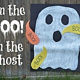 Pin the Boo on the Ghost