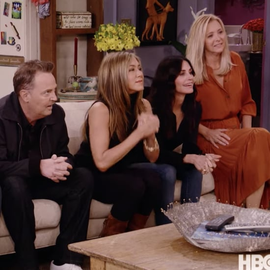 Watch the First Teaser For the Friends Reunion