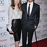 Angelina Jolie and Brad Pitt Pictures Critics Circle Awards