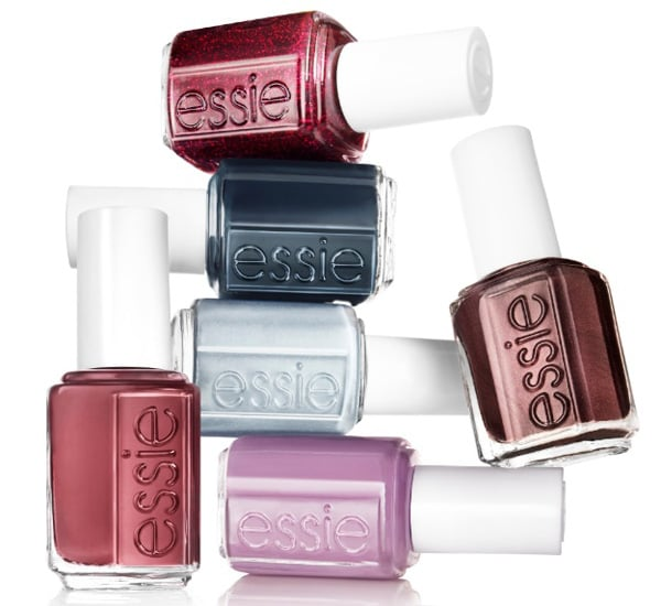 With colors like Shearling Darling, Parka Perfect, and Mind Your Mittens, Essie's Winter 2013 Collection evokes the feelings of keeping toasty warm all season.