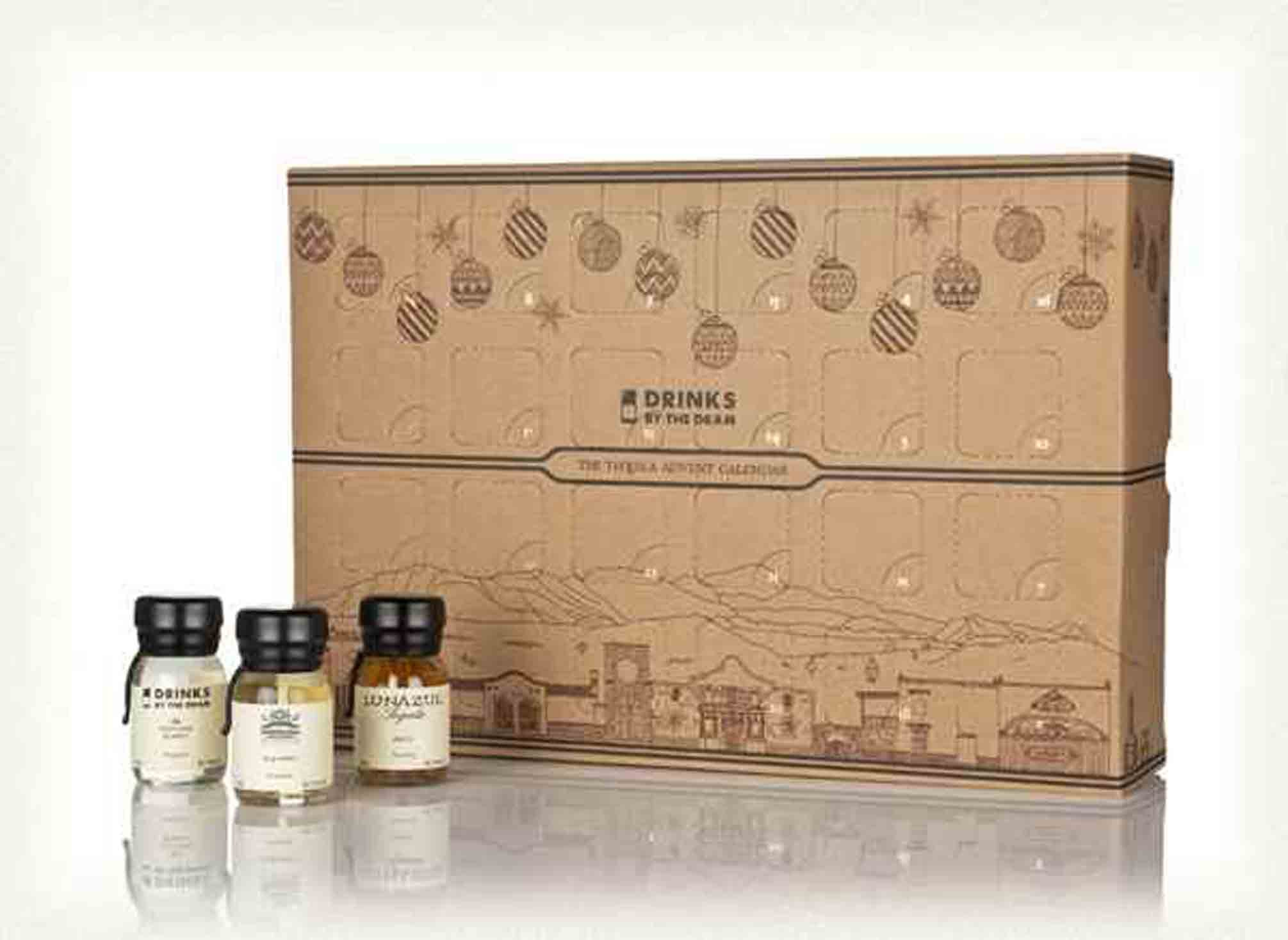 "There's Officially a Tequila Advent Calendar, and All We Can Say Is ""Bottoms Up!"""