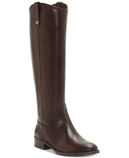 I.N.C. Fawne Wide-Calf Riding Boots