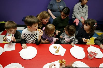 What's the Right Age for Drop-Off Parties and Play Dates?