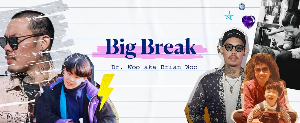 Celebrity Tattooist Dr. Woo's Tattoo Firsts & Career Highs