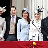 Prince Michael of Kent and His Family