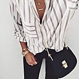 US Greatgorgeous Button-Down Shirt