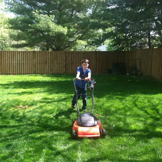 Is It Safe For Kids to Mow the Lawn?