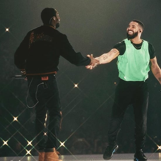 Drake and Meek Mill Reunite at Boston Concert