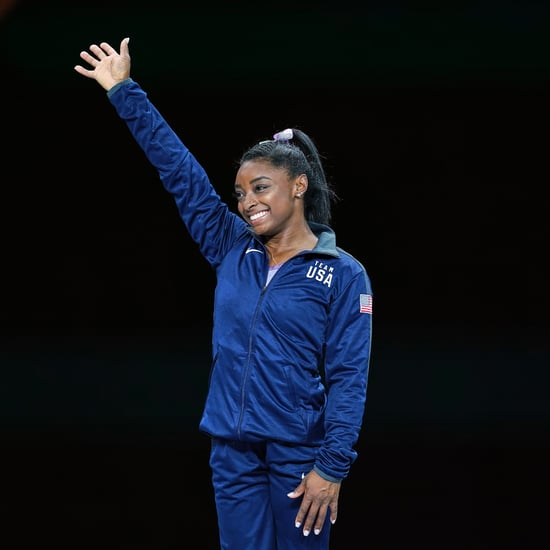 Simone Biles Reacts to Olympics Being Postponed