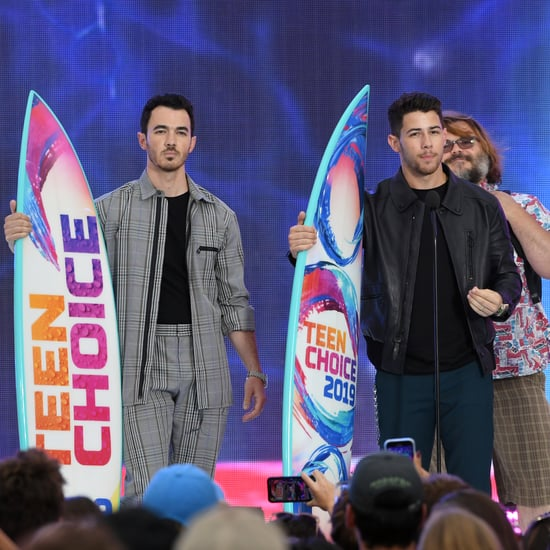Jonas Brothers Speech at Teen Choice Awards 2019 Video