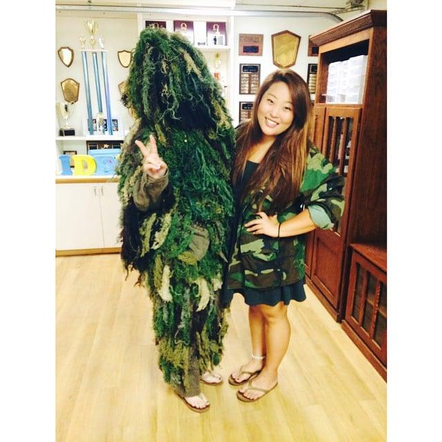 Camouflage Buddies