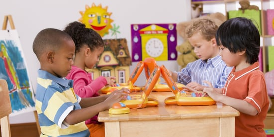 Preschool Kids Are Suspended At Alarming Rates, But This Program Could Help