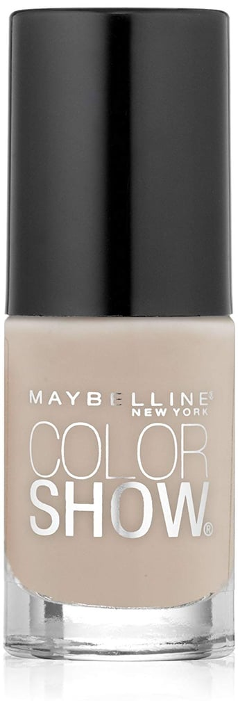 Maybelline New York Color Show Nail Lacquer in Go Nude
