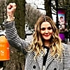 Drew Barrymore, John Legend, and More Stars Show Support For the Women's Marches Around the Globe