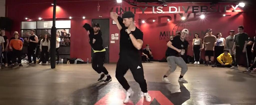 Kyle Hanagami Dance Video to Ariana Grande's