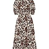 Ulla Johnson Indah Cotton-Poplin Midi Dress