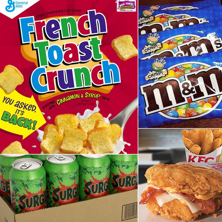 Discontinued Snacks That Are Back by Popular Demand