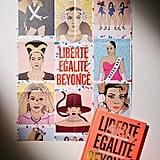 Liberté Egalité Beyoncé Book + Poster Gift Set