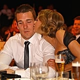 Dane Swan and Taylor Wilson