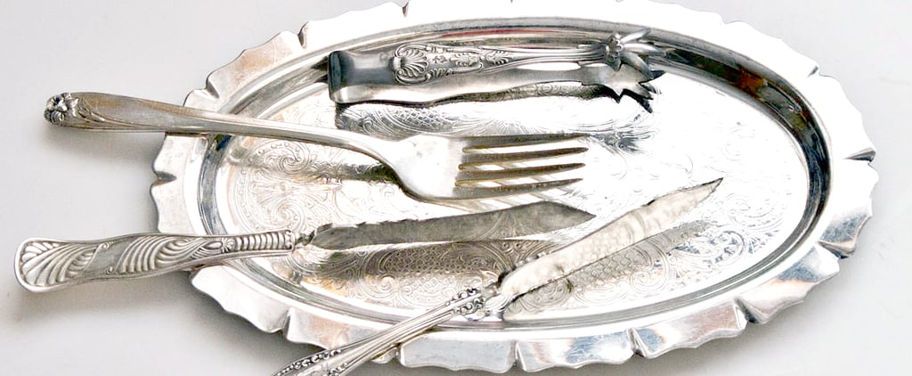 A DIY Method For How to Clean Silver at Home