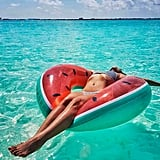 Skinny Dip London Watermelon Ring Float