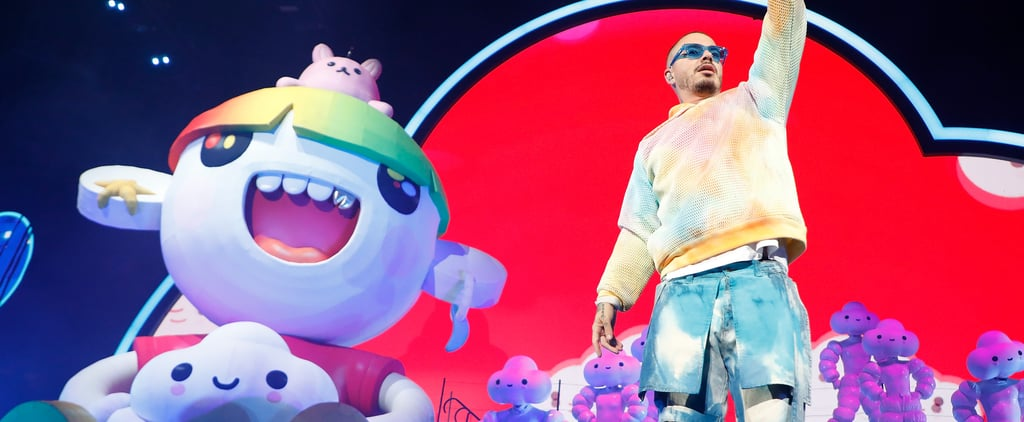 J Balvin Performs at Madison Square Garden in Sold-Out Show