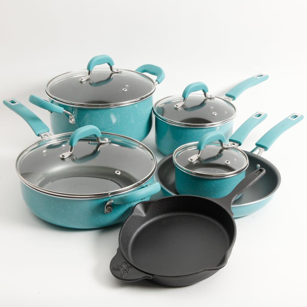 10-Piece Nonstick Cookware Set
