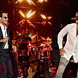 Romeo Santos and Marc Anthony made everyone's dreams come true when they took the stage together in Miami.