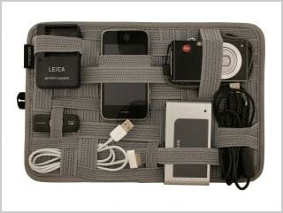 The Grid-It Organization System From Flight001 Keeps All of Your Gadgets Organized