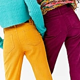 BDG Color Corduroy Mom Pants