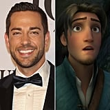 Zachary Levi: Flynn Rider in Tangled