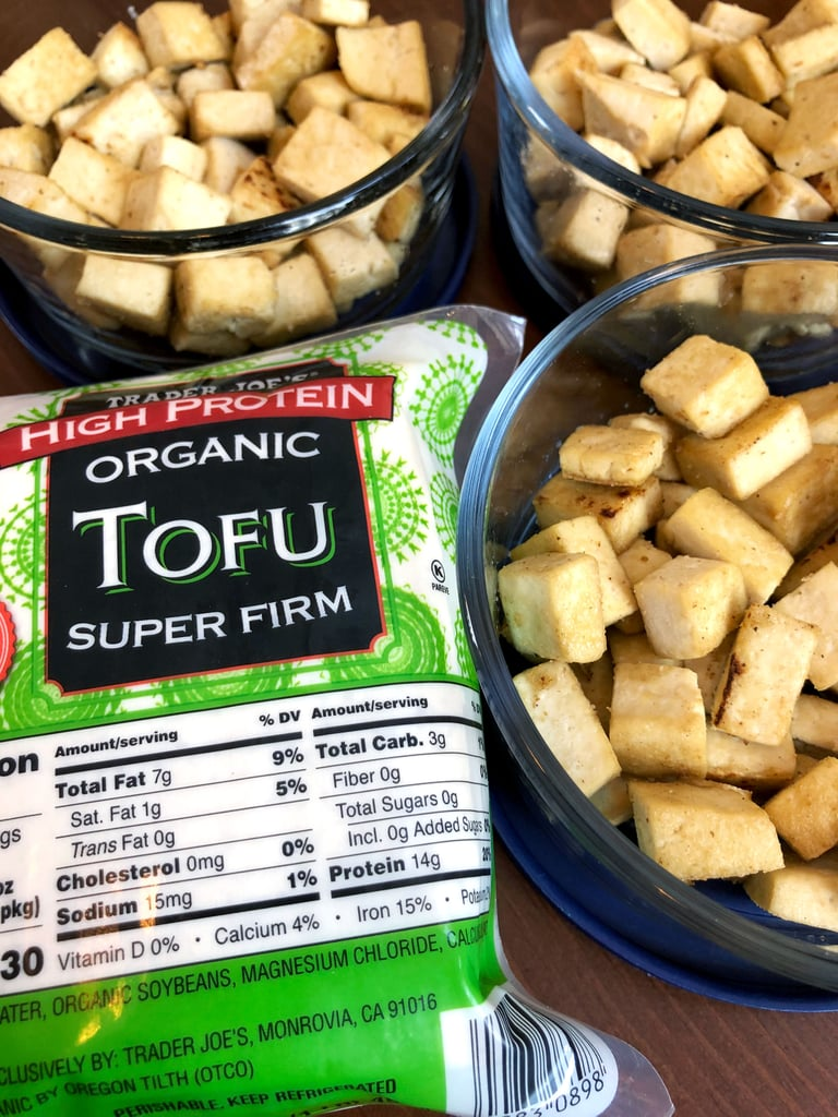 How to Meal Prep Tofu