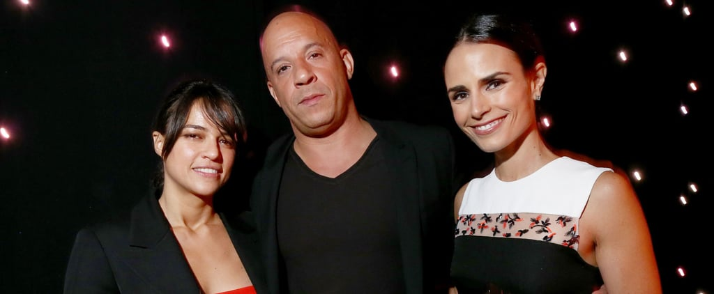 Vin Diesel's Paul Walker Speech at Hollywood Film Awards