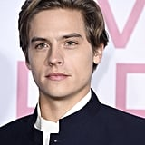 Dylan Sprouse With Brown Hair