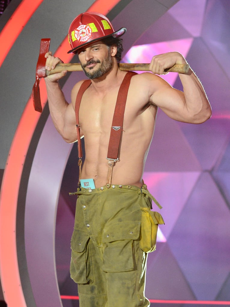 "Best Character Preview: Joe Manganiello as ""Big Dick Ritchie"""