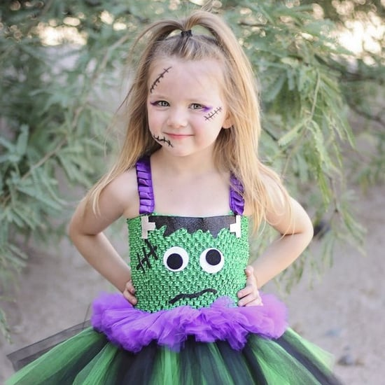 DIY Halloween Tutu Costumes For Kids