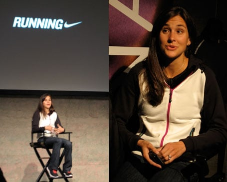 Interview With Kara Goucher on Taking Time Off From Running
