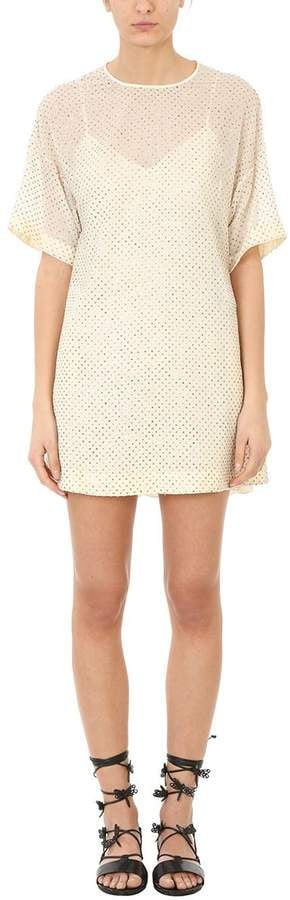 RED Valentino Embellished Sheer Dress